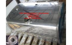 Бак топливный 400 литров алюминиевый F для самосвалов фото Волгоград