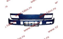 Бампер C синий верхний+нижний (в сборе) фото Волгоград