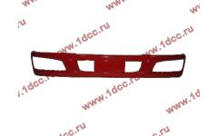 Бампер F красный пластиковый для самосвалов фото Волгоград