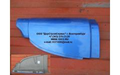 Обтекатель кабины левый HANIA синий фото Волгоград